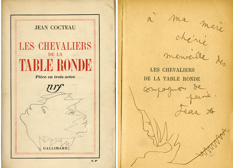 Cocteau_Chevalier_table_ronde