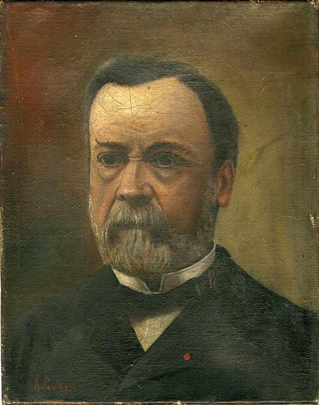 Pasteur-portrait