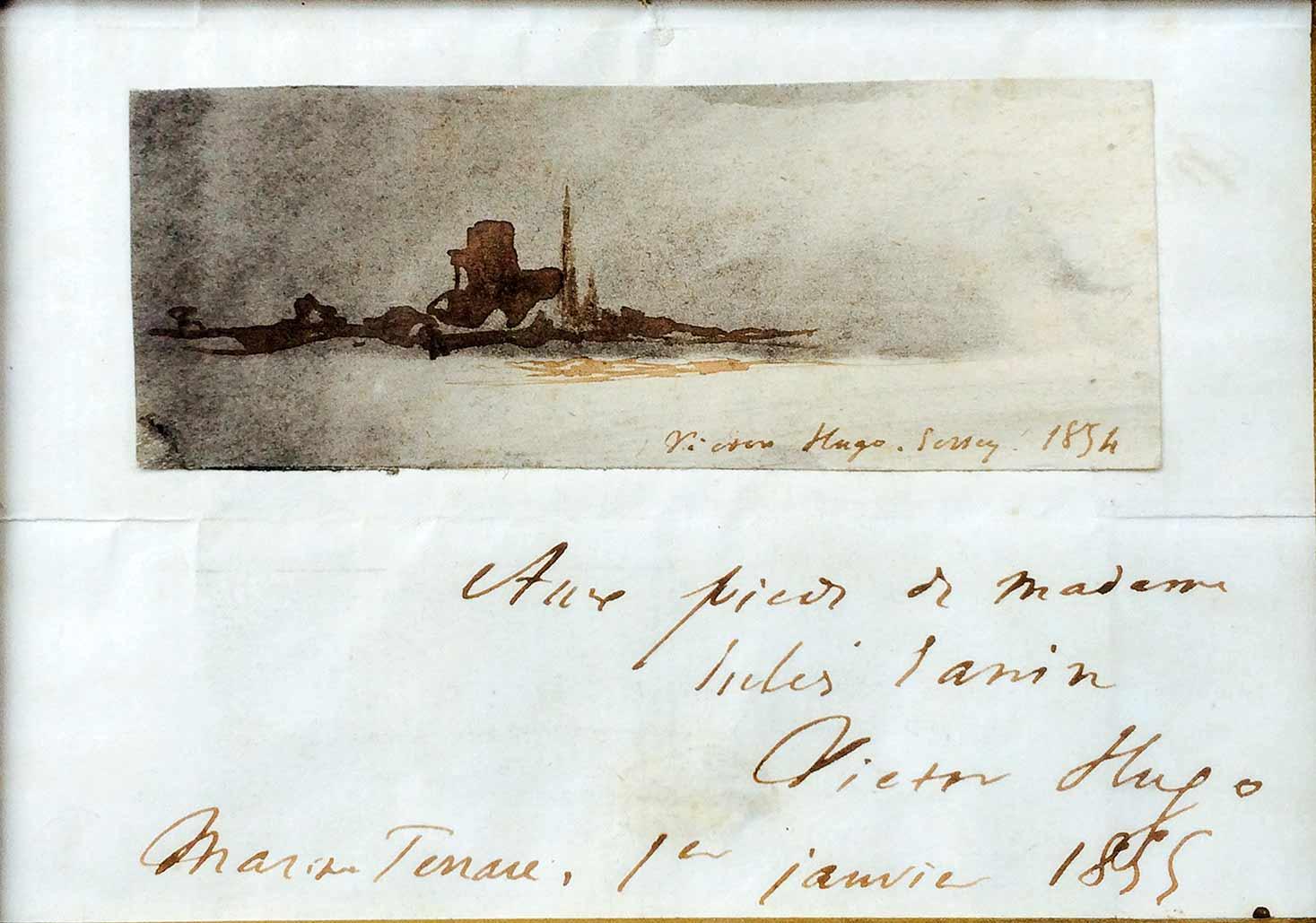 Hugo_dessin1854