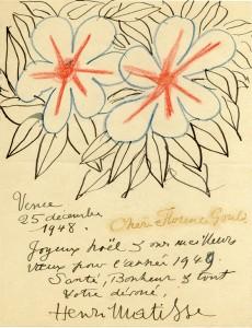 Matisse-Fleurs